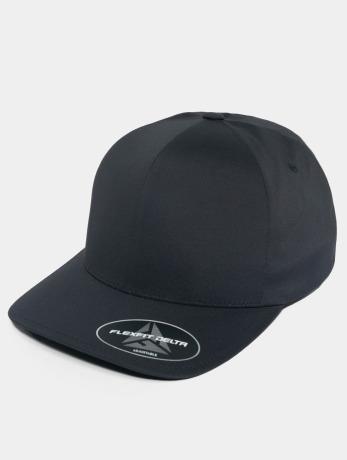 flexfit-manner-frauen-snapback-cap-delta-in-schwarz
