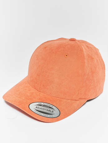 flexfit-manner-frauen-snapback-cap-ethno-in-orange