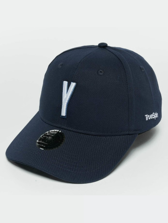 truespin-manner-frauen-sport-snapback-cap-abc-y-in-blau