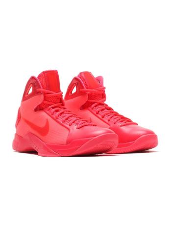 Nike / sneaker Hyperdunk in rood