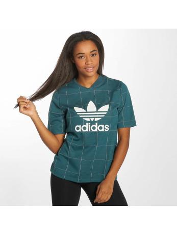 adidas originals-t-shirt CLRDO in groen