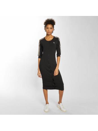 adidas-jurk Slim in zwart