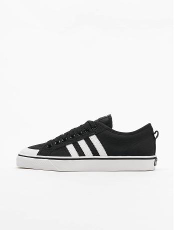 adidas originals-sneaker Nizza in zwart