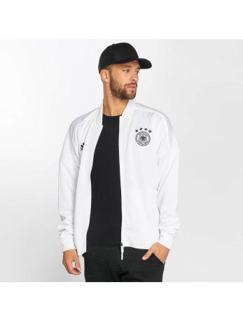 adidas Performance-Zomerjas DFB Zne in wit