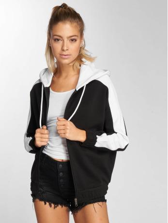 def-frauen-zip-hoodie-dianka-in-schwarz