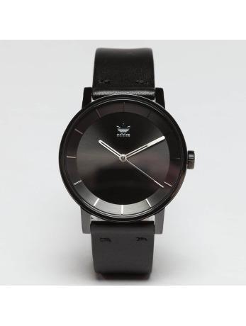 Adidas Watches-horloge District L1 in zwart