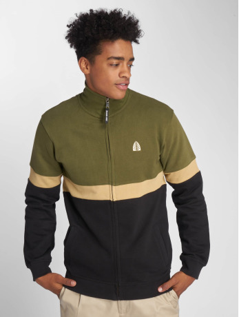 just-rhyse-manner-zip-hoodie-corque-in-schwarz