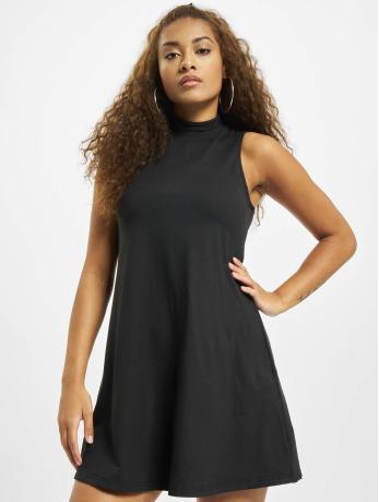 Urban Classics-jurk A-Line in zwart