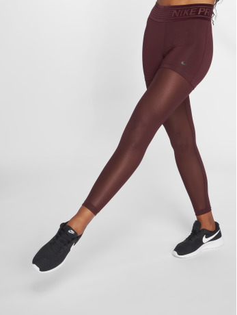 nike-performance-frauen-legging-pro-tights-in-rot