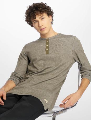 jack-jones-manner-pullover-jjegiovanni-granddad-in-olive, 19.99 EUR @ defshop-de