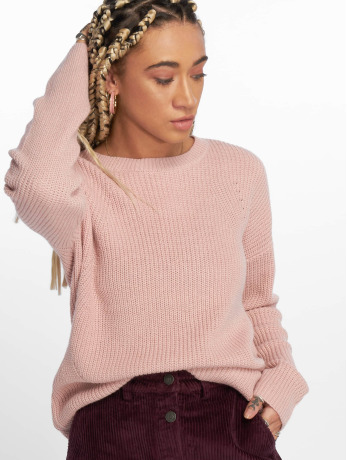 pieces-frauen-pullover-pcmarie-in-rosa