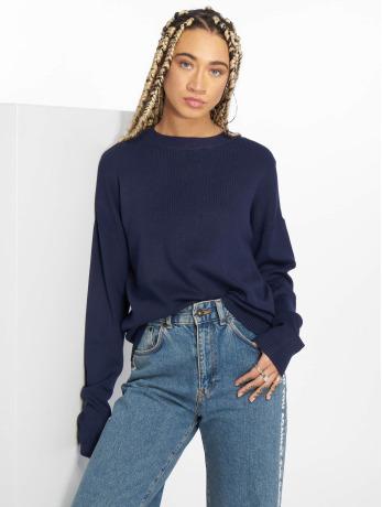pieces-frauen-pullover-pclisa-in-blau