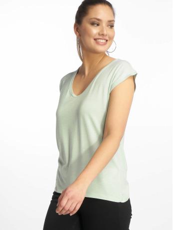 pieces-frauen-t-shirt-pcbillo-in-grun