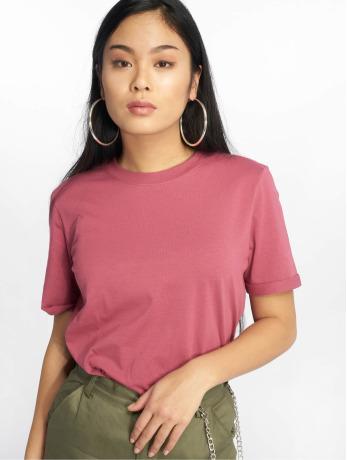 pieces-frauen-t-shirt-pcria-in-violet