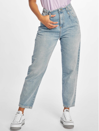 carhartt-wip-frauen-mom-jeans-wip-maverick-cleo-relaxed-tapered-in-blau