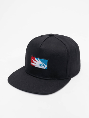 dangerous-dngrs-manner-frauen-snapback-cap-base-in-schwarz