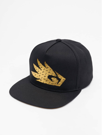 dangerous-dngrs-manner-frauen-snapback-cap-logo-in-schwarz