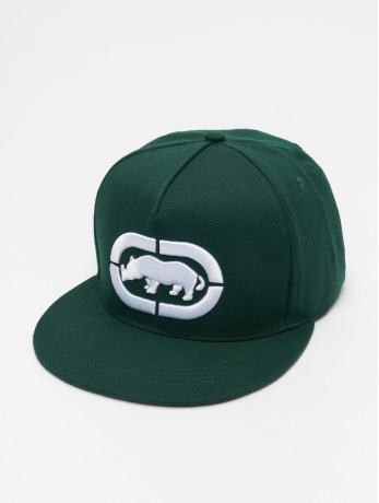 ecko-unltd-manner-frauen-snapback-cap-base-in-grun