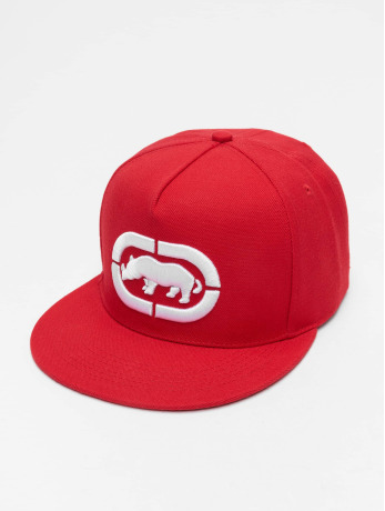 ecko-unltd-manner-frauen-snapback-cap-base-in-rot