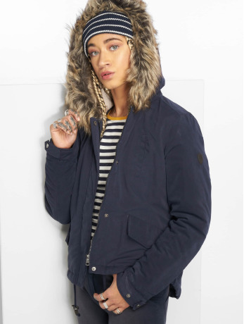 only-frauen-winterjacke-onlnew-skylar-in-blau