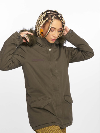 only-frauen-parka-onljosephine-in-olive