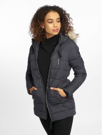 only-frauen-winterjacke-onlnorth-in-blau