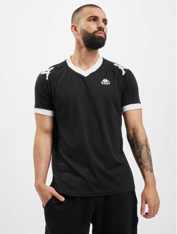 kappa-manner-t-shirt-in-schwarz