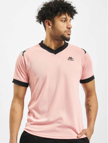 kappa-manner-t-shirt-in-pink