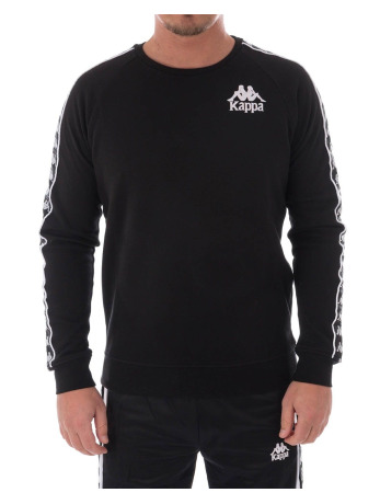 kappa-manner-pullover-in-schwarz