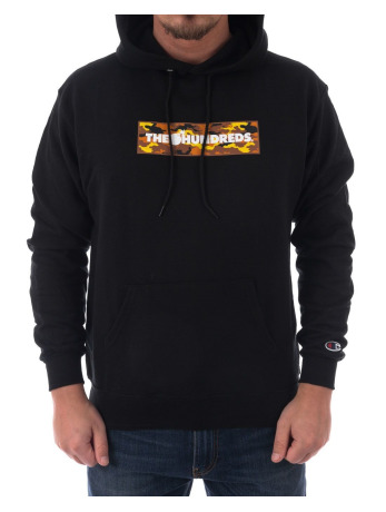 the-hundreds-manner-pullover-camo-in-schwarz