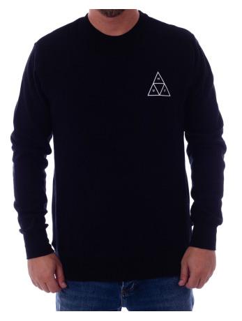 huf-manner-pullover-essentials-in-schwarz