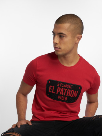 hechbone-manner-t-shirt-el-patron-in-rot