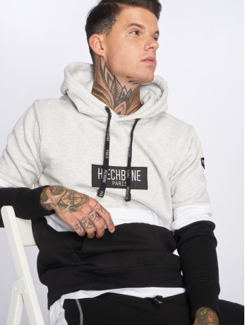 hechbone-manner-hoody-colorblock-in-grau