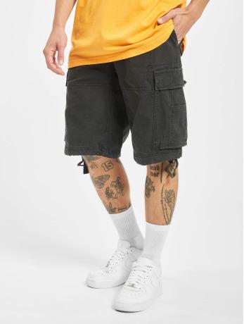 brandit-manner-shorts-vintage-in-schwarz