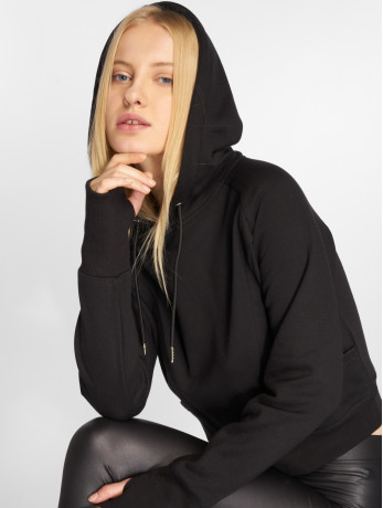 urban-classics-frauen-hoody-thumb-hole-in-schwarz