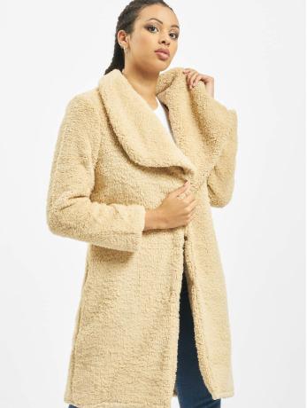 urban-classics-frauen-mantel-soft-sherpa-in-beige