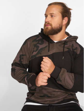 urban-classics-manner-hoody-camo-zig-zag-in-schwarz