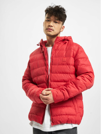 urban-classics-manner-winterjacke-basic-bubble-in-rot