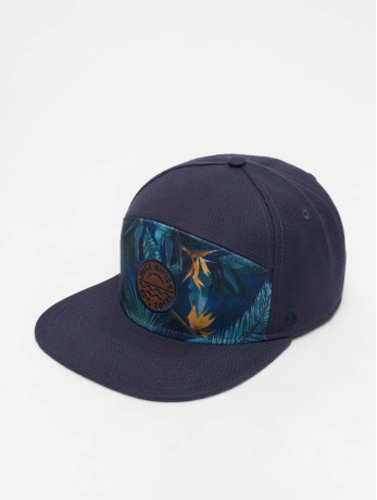 just-rhyse-manner-5-panel-caps-delray-beach-in-blau
