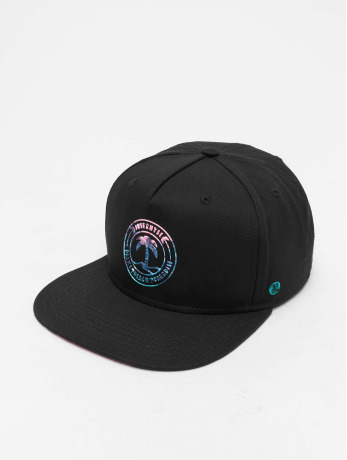 just-rhyse-manner-5-panel-caps-siesta-in-schwarz