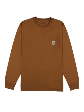 carhartt-wip-manner-longsleeve-ls-pocket-in-braun