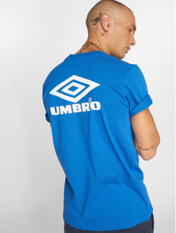umbro-manner-t-shirt-classico-crew-logo-in-blau
