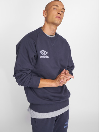 umbro-manner-pullover-classico-in-blau