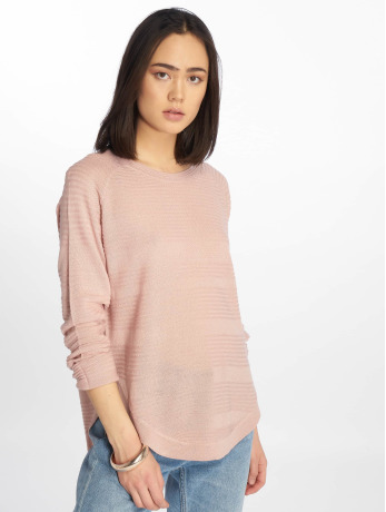 only-frauen-pullover-onlcaviar-in-rosa