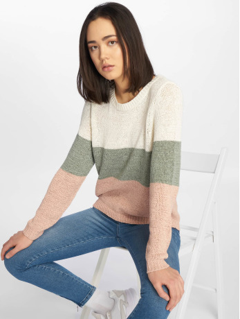 only-frauen-pullover-onlgeena-in-wei-
