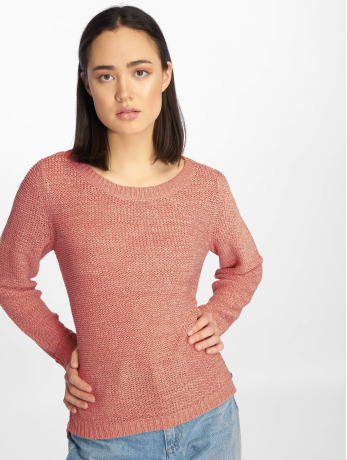 only-frauen-pullover-onlgeena-in-rosa