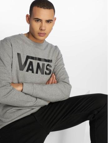 vans-manner-pullover-classic-logo-in-grau