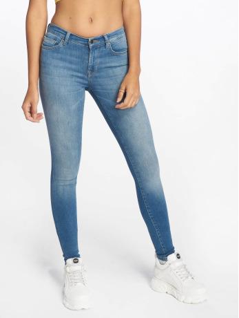 only-frauen-skinny-jeans-onlshape-noos-in-blau