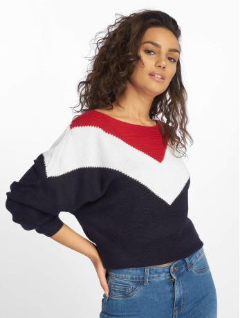 only-frauen-pullover-onltilda-in-rot