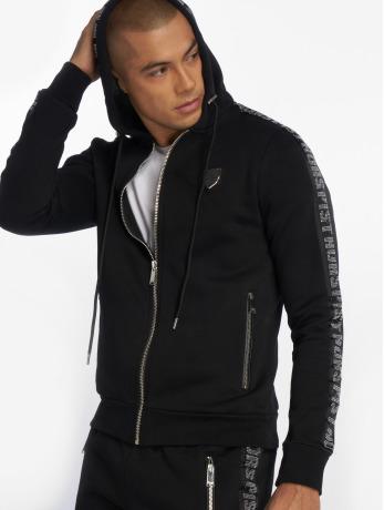horspist-manner-zip-hoodie-snap-in-schwarz